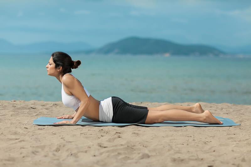 yoga Aegina greece