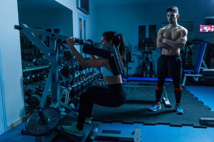 Kouros Gym Aegina