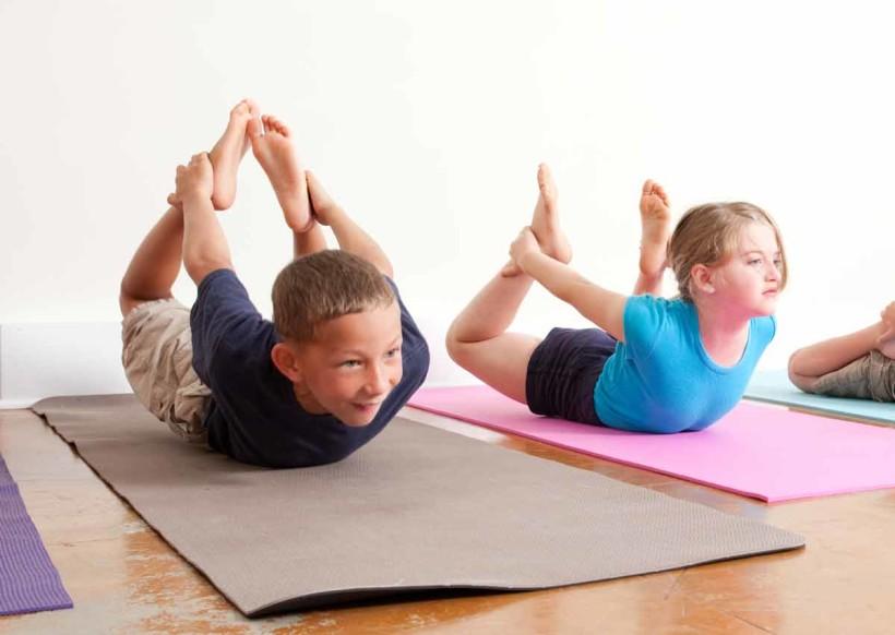 Γιόγκα για παιδιά (kids yoga)