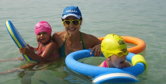 Γιατί πρέπει το Παιδί μου να Κάνει Μαθήματα Κολύμβησης;