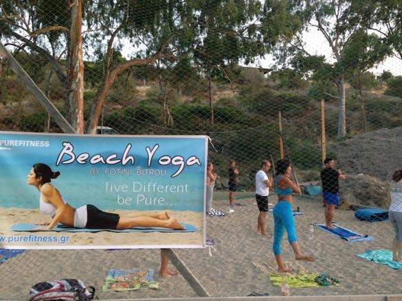 Yoga Aegina