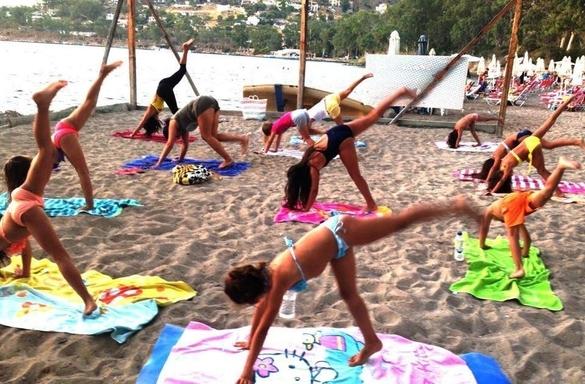 Πάμε Παραλία…με Γυμναστική