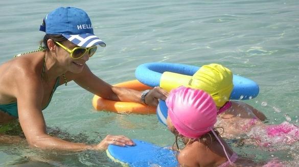 60 Μικρά Θαύματα σε 15 Μαθήματα Κολύμβησης