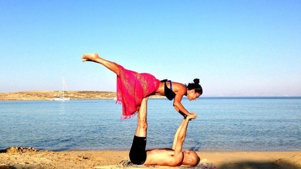 Γιατί Κάνω Γιόγκα (Yoga)