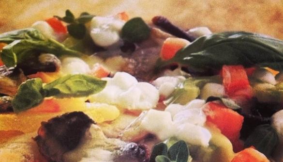 Συνδιάστε την Απόλαυση με Λιγότερες Θερμίδες Ξεκινώντας με Πιτσα…