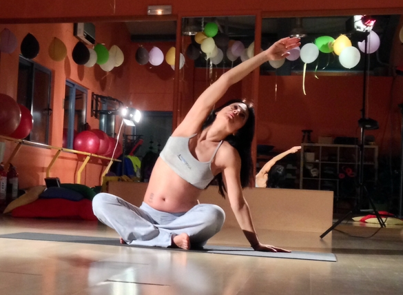 Εγκυμοσύνη και Γυμναστική Ά Μερος