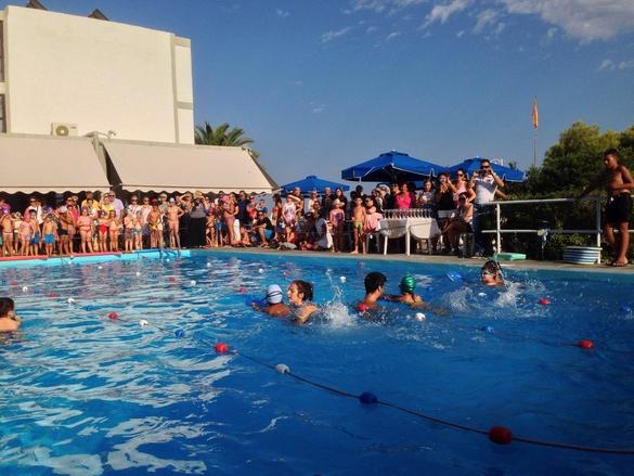 swim Aegina 201 Kouros