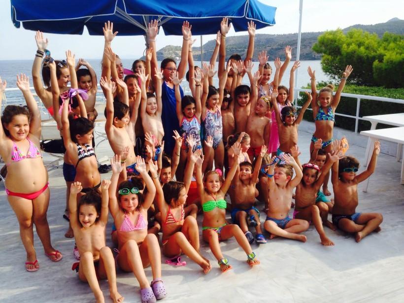 Θερινά Τμήματα Yoga, Pilates, Aqua fitness, Personal Training και Κολύμβησης στην Αίγινα