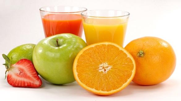Χυμός ή Φρούτα