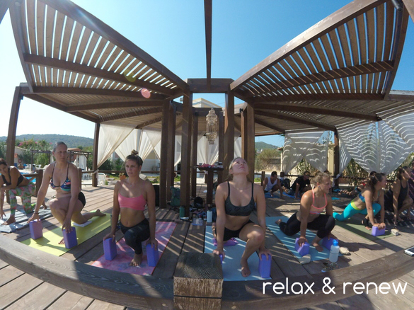 3 Days Yoga Retreat in Aegina Island Greece 12-14 May 2017