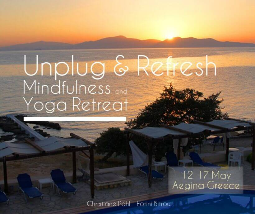 Mindfulness Aegina Greece