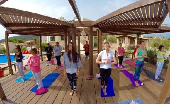 Τι έζησα στο 3μερο Yoga Retreat στην Αίγινα 20-22 Μαϊου 2016