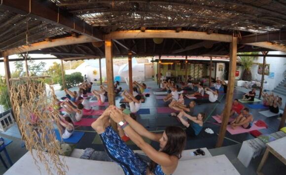 Ένα Αξέχαστο Yoga Retreat στην Ικαρία