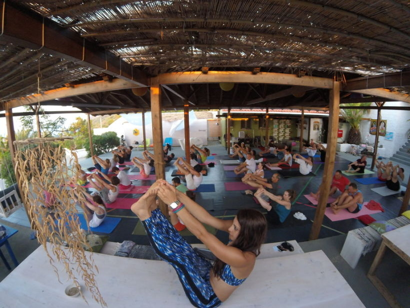 An unforgettable Yoga Retreat in Ikaria