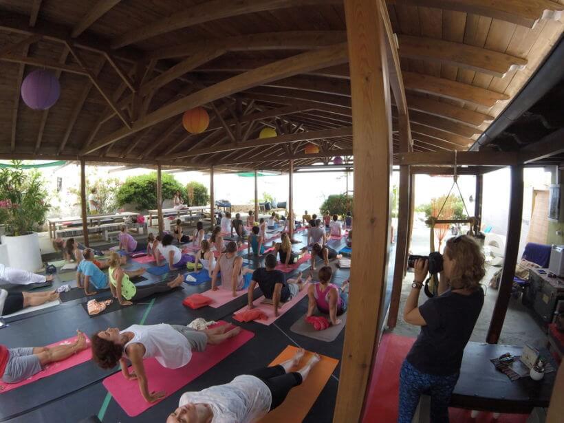 Ikaria yoga