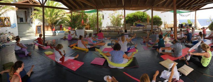 yoga ikaria