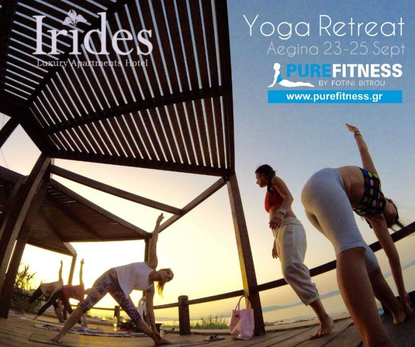 Yoga Retreat Sept 2016