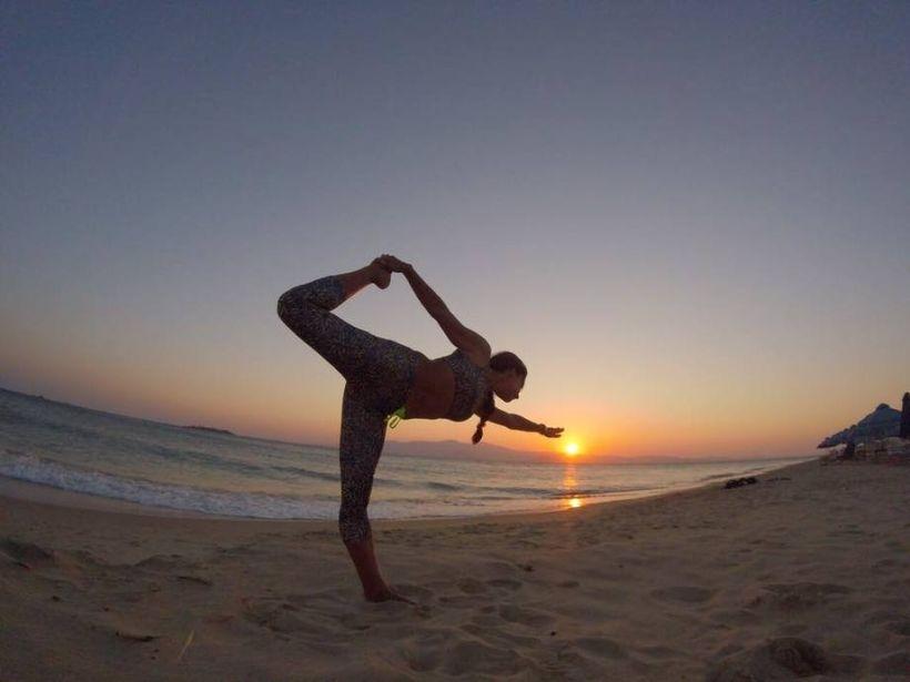 Yoga στη Μυθική Νάξο