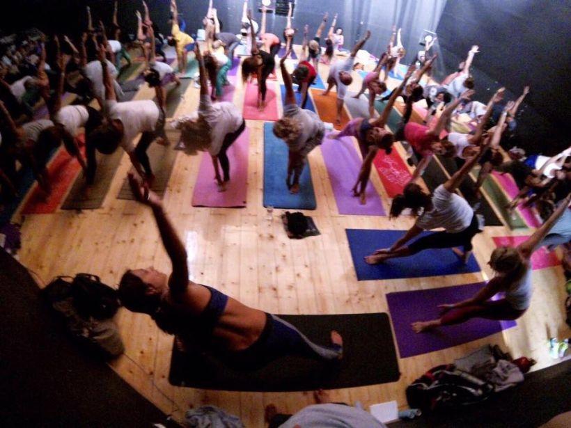 Yoga Therapy στο 4ο Πανελλήνιο Φεστιβάλ Γιόγκα