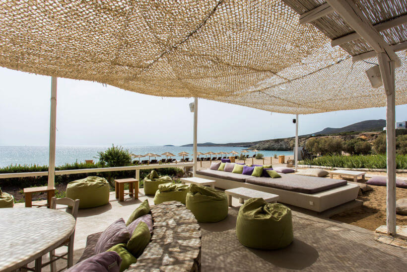 yoga retreat Antiparos