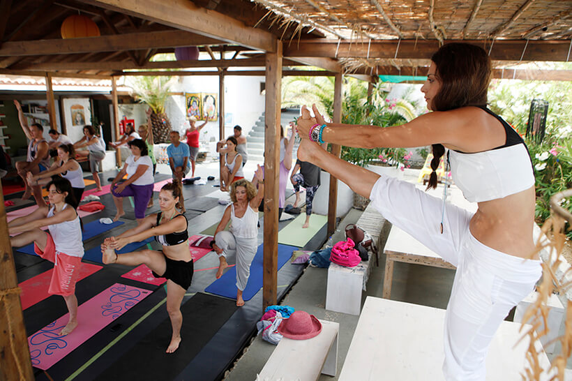 b406b27c5c5 6 Days Yoga Retreat on the island where time stops, Ikaria 24-29 June 2017  - Pure Fitness by Fotini Bitrou