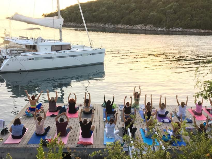 Διακοπές Αναζωογόνησης & Χαλάρωσης με Yoga στα Σύβοτα Θεσπρωτίας