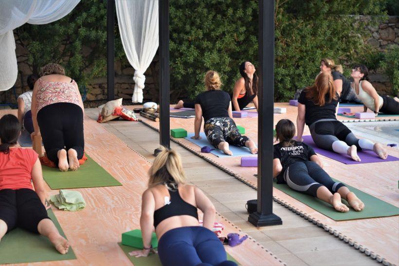 Villa Vithania Aegina Yoga
