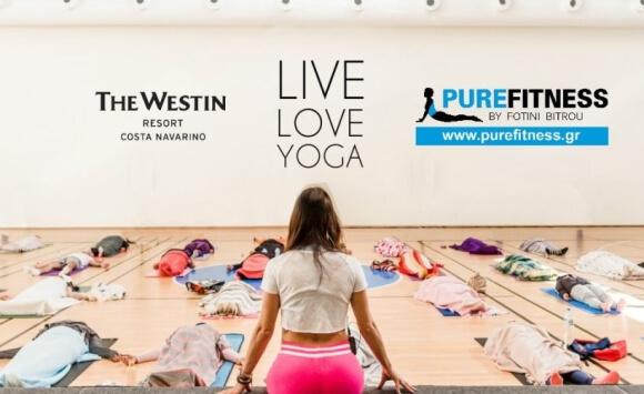 To Costa Navarino Φιλοξένησε το Μεγαλύτερο Yoga Retreat στην Ελλάδα το 2017