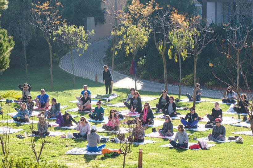 Costa Navarino Yoga Retreat