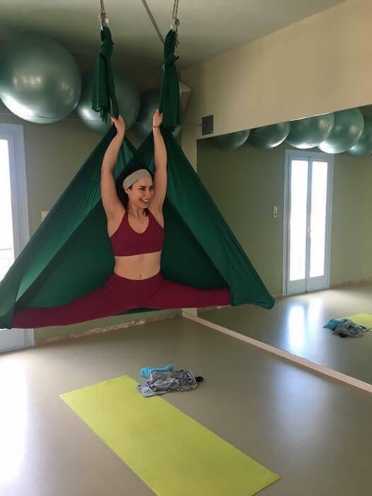 Aegina Aerial Yoga