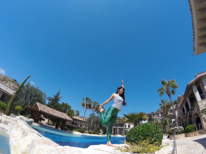 Columbia Resort Cyprus Yoga
