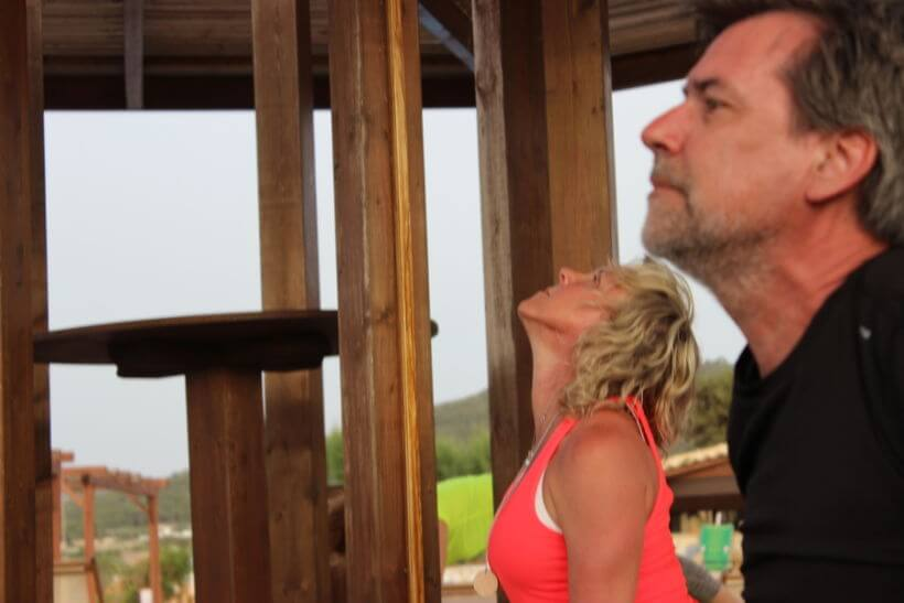 yoga retreat Aegina Greece