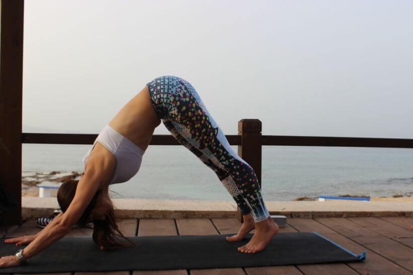 yoga retreat Aegina Greece