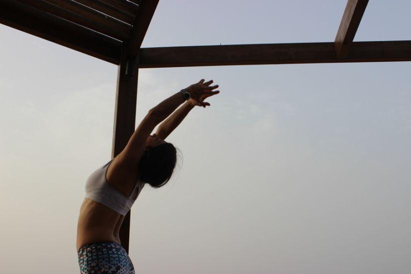 Yoga Retreat στην Αίγινα 12-14 Μαΐου 2017