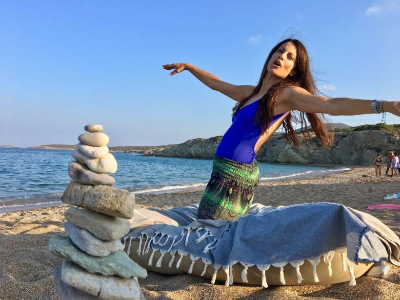 Yoga Retreat στην Αντίπαρο