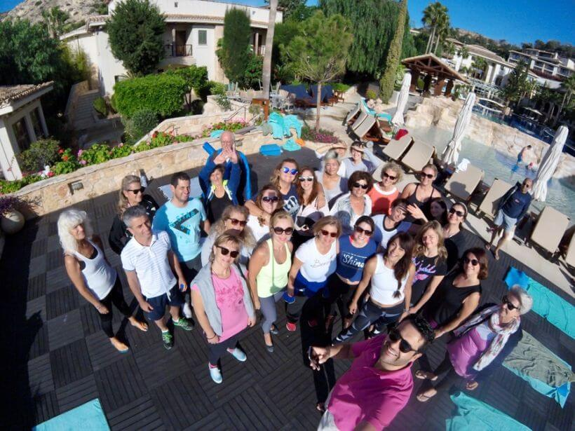 yoga retreat Cyprus