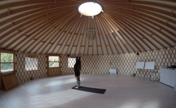 Τι είναι τα Yurts ?