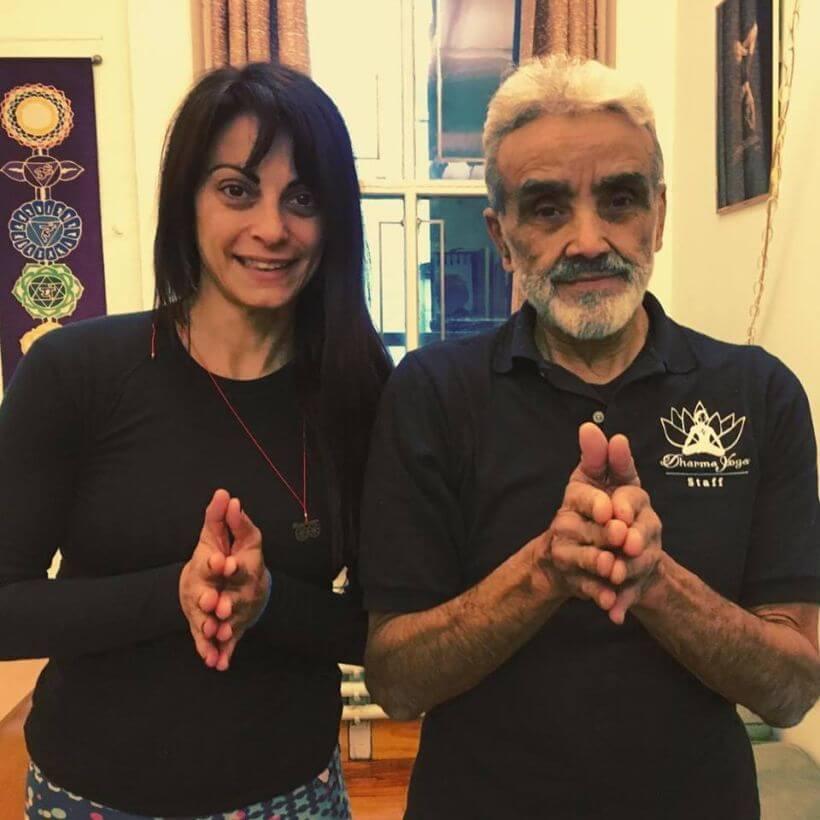 new york Dharma Center yoga