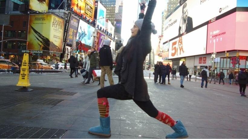 Γιατί Yoga στη Νέα Υόρκη