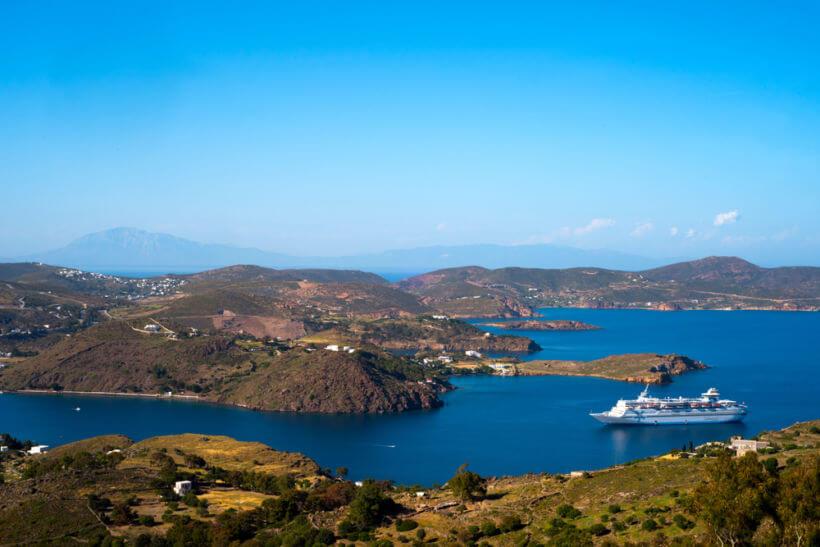 yoga cruise Greece Aegean
