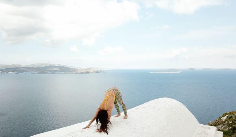 yoga retreat Atypalea