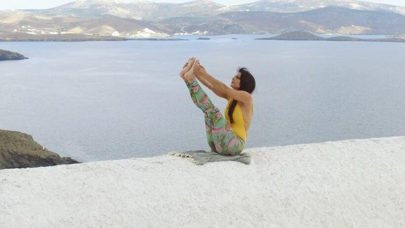 6 Ημέρες Yoga Retreat στη Πεταλούδα του Αιγαίου, Αστυπάλαια 5-10 Σεπτεμβριου 2018