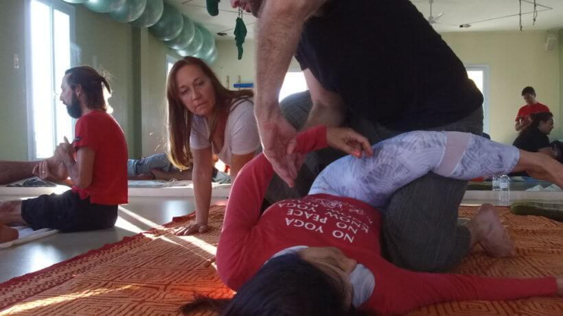 Thai Massage Aegina