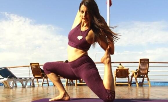 Το Πρώτο Yoga Retreat Εν Πλω σε Κρουζιερόπουλο στην Ελλάδα