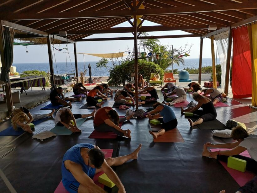 Ikaria Yoga Retreat