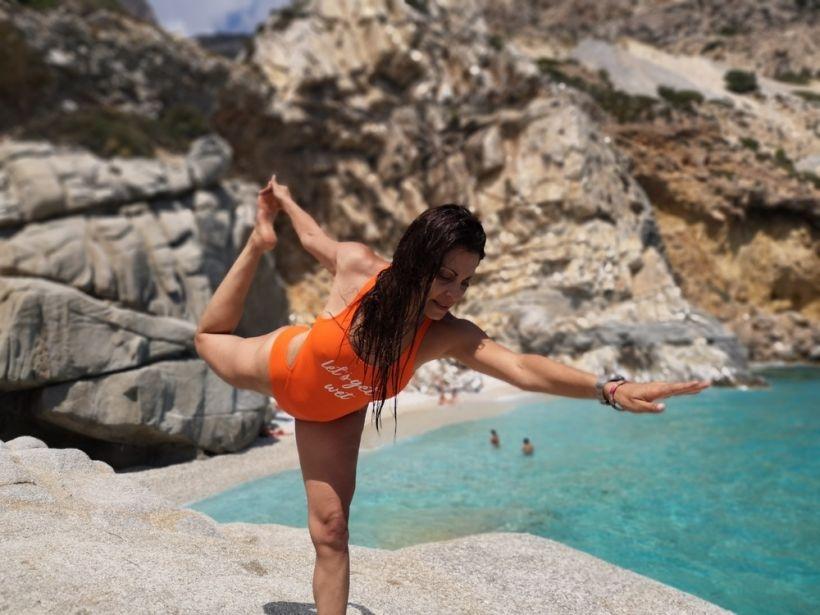 Ένα από τα πιο δημοφιλή Yoga Retreat στην Ελλάδα, Ικαρία Ιούνιος 2018