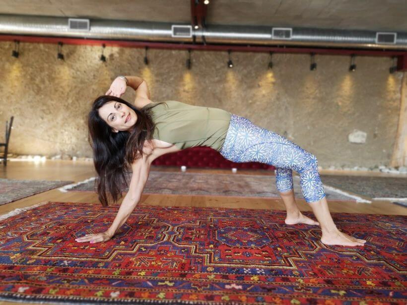 yoga retreat Plastira