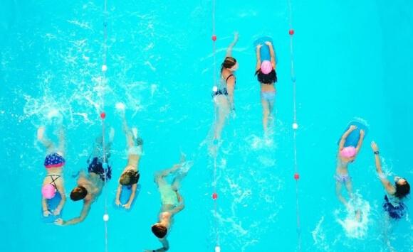 23οι Κολυμβητικοί Αγώνες Επίδειξης από τη Φωτεινή Μπήτρου και το Γυμναστήριο Κούρος