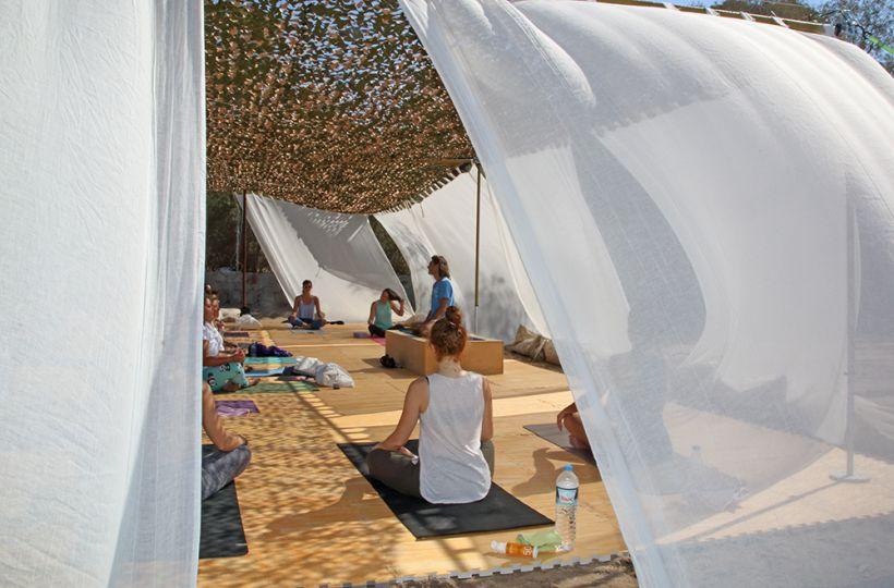 Aegina Yoga Marathon
