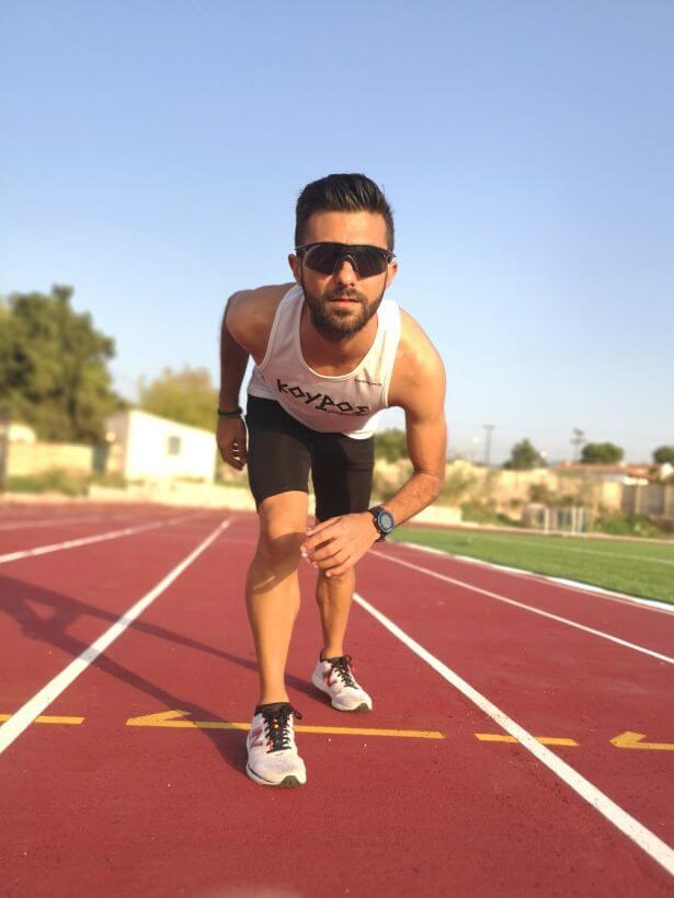 running Aegina
